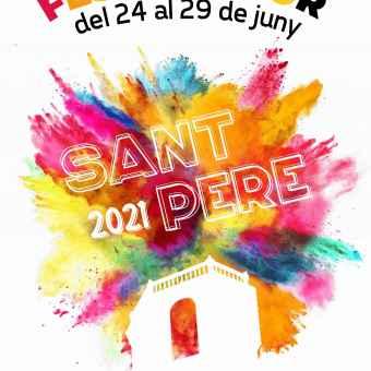 Programa de la Festa Major de Sant Pere